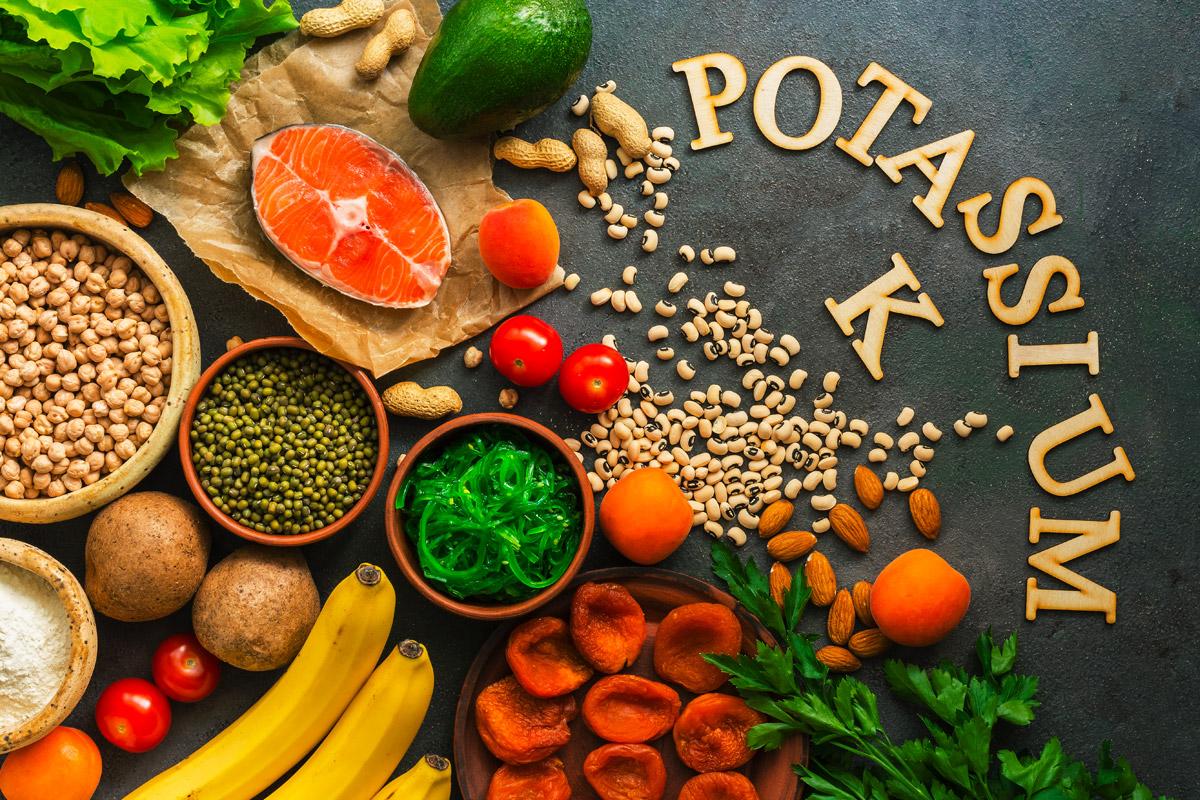 Sintomi e segnali che indicano carenza di potassio: come accorgersene -  Farmae Magazine