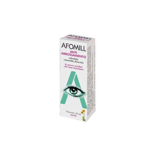 Afomill Collirio Antiarrossamenti 10ml