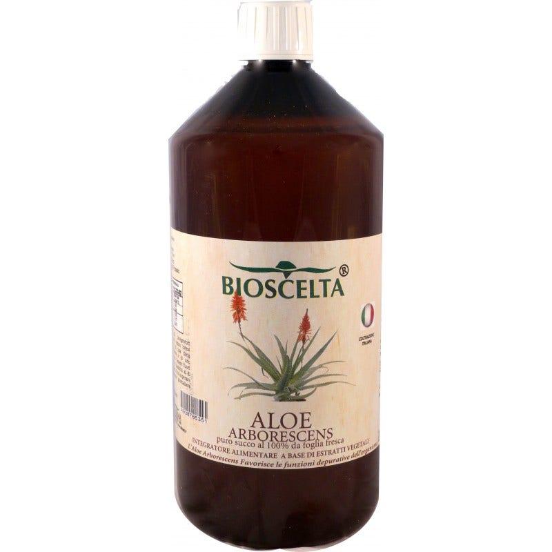 Aloe Arborescens   Succo Puro 500 ml
