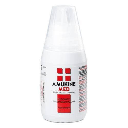 Amukine Med Soluzione Cutanea 250ml 0,05%