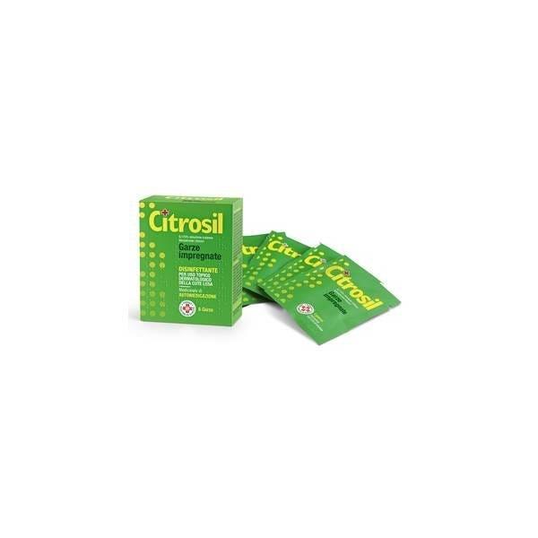 Citrosil 8 garze 0,175%
