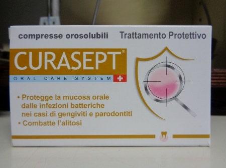Curasept Compresse Orosolubili 30cpr