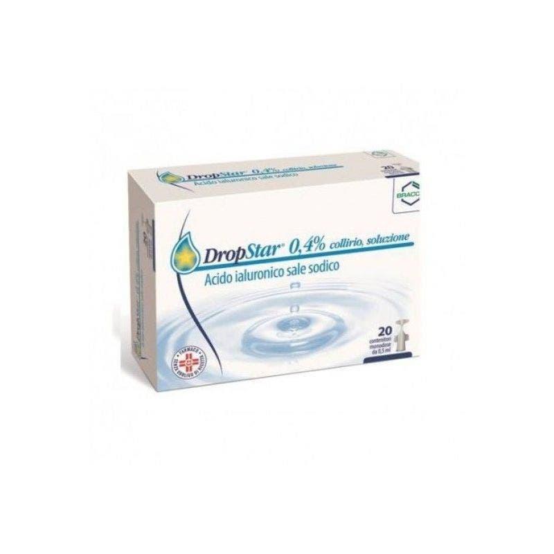 Dropstar Collirio 20 contenitori monodose 0,5ml