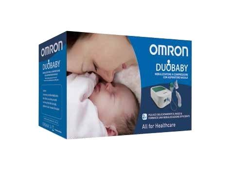 Nebulizzatore Omron Duo Baby