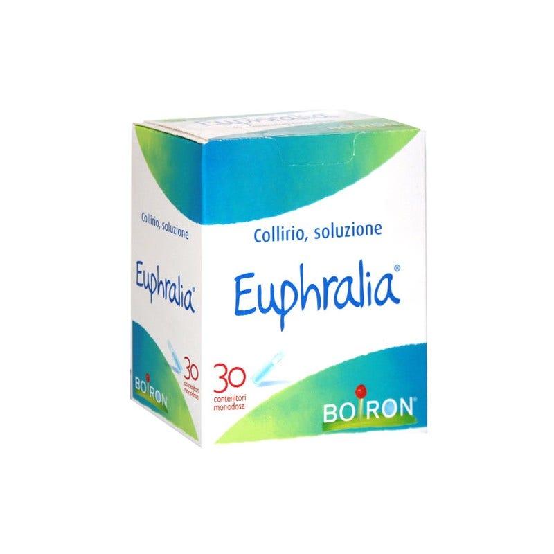 Euphralia Collirio Monodose 30 Fiale 0,4ml