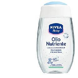 NIVEA BABY OLIO NUTR 200ML
