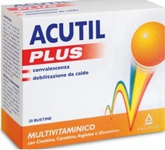 Acutil Multivitaminco Plus 20 Buste
