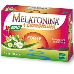 Melatonina Forte 30 Compresse