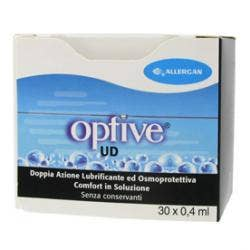 Optive UD 30 Flaconi Monodose 0,4ml