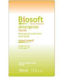 BIOSOFT DETERGENTE 400ML