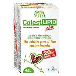 Sanavita Colestlipid Plus 45 Compresse