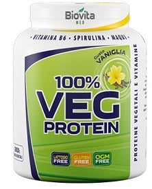 100% VEGETAL PROTEIN VAN 750G