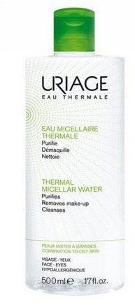 Uriage Acqua Micellare pelle grassa 500ml