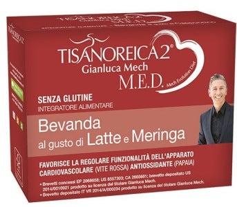 Tisanoreica 2 Med Bevanda Latte E Meringa 3X28g