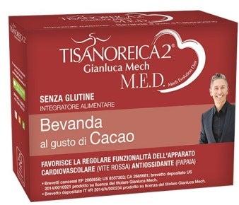 Tisanoreica Med 2  Bevanda Cacao 3 X 31,5g