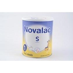 Novalac  S 1 Latte Polvere 800g