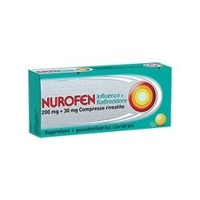 Nurofen Influenza Raffreddore*24cpr