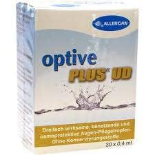 Optive Plus Ud Gocce Oculari 30 Flaconcini