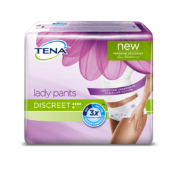 Tena Lady Pants Discreet L 5 Pezzi
