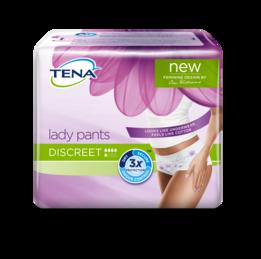 Tena Lady Pants Discreet M 6 Pezzi